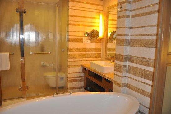 โรงแรมคราวน์ พลาซา นิวเดลี โอคลา:                   Bathroom