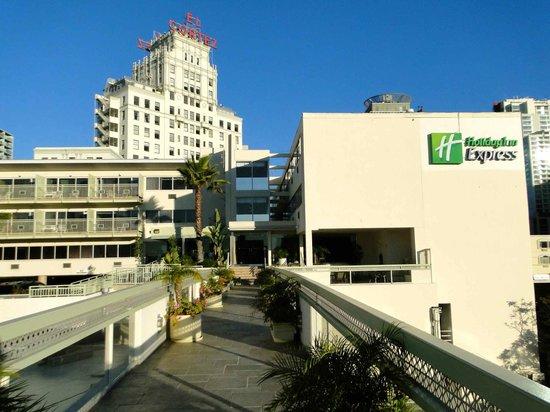 هوليداي إن إكسبريس سان دييجو داونتاون: Holiday Inn Express