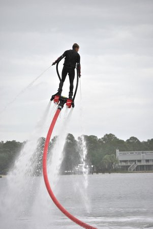Power Up Watersports: Flyboard