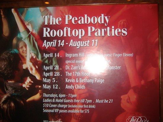 The Peabody Memphis:                   Peabody Hotel Elevator