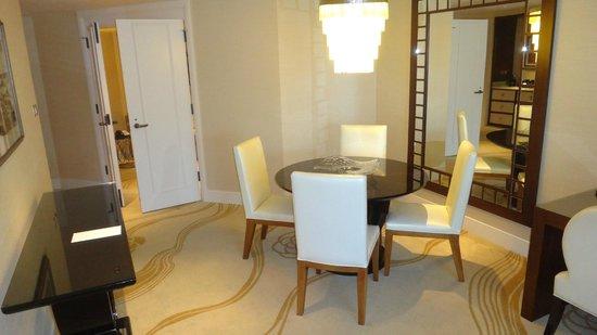Conrad Macao Cotai Central: large living room