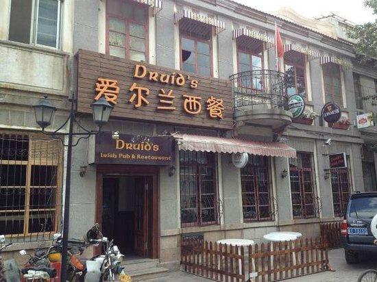 Druid's Irish Pub & Restaurant