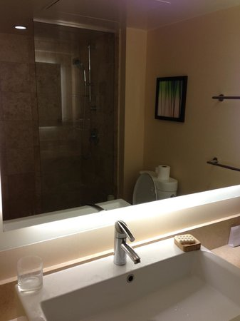 Hyatt Regency Monterey Hotel and Spa on Del Monte Golf Course: Bathroom