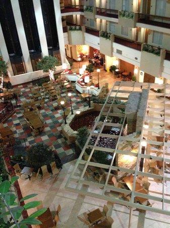 Embassy Suites by Hilton Atlanta - Perimeter Center: Great lobby