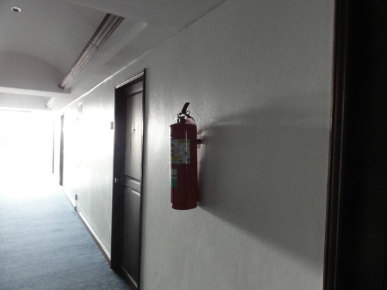 Grand Hotel Pattaya: ホテル廊下