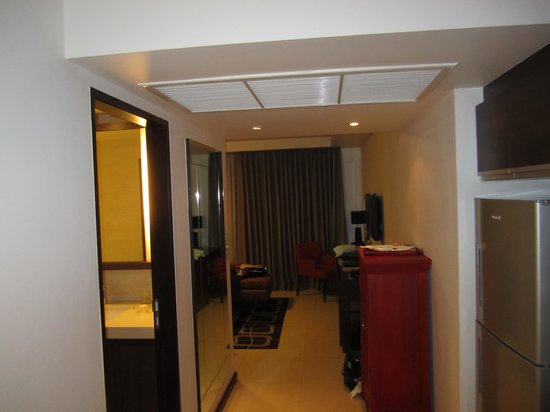 Oakwood Residence Sukhumvit Thonglor:                   Room