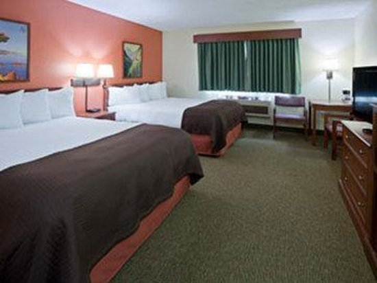 AmericInn Lodge & Suites Alexandria: Americ Inn Alexandria Double Queen