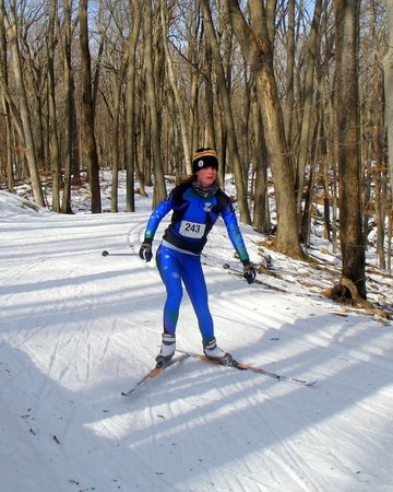 Kettle Moraine State Forest: Ski Race at Greenbush