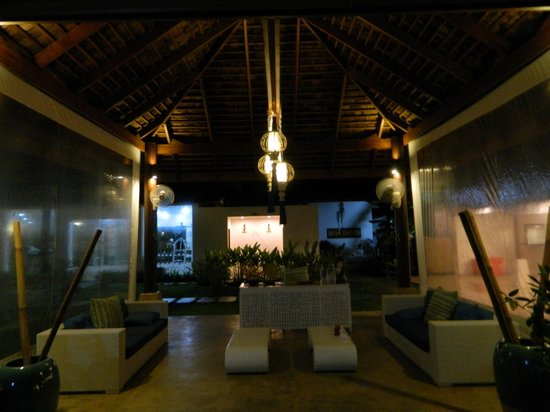 Shiva Samui:                   Reception Area