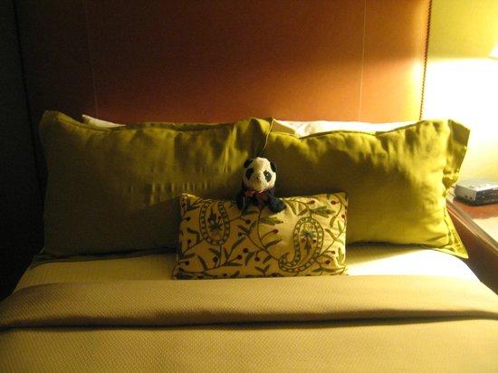 Lansdowne Resort and Spa:                   Mr Panda says two paws up!