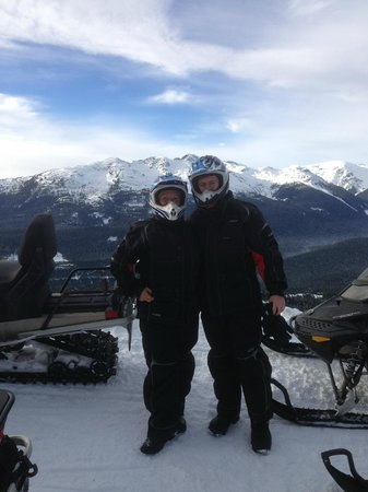 Whistler, Canada:                   What a view!