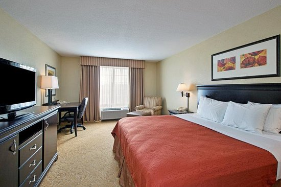 Country Inn & Suites By Carlson, Lexington: CountryInn&Suites Lexington  GuestRoomKing