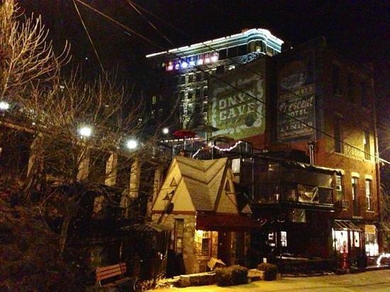 1905 Basin Park Hotel: January 2013