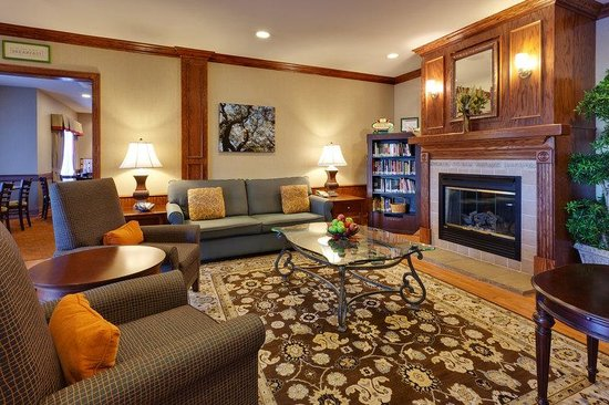 Country Inn & Suites By Carlson, Chattanooga North at Highway 153: CountryInn&Suites ChattanoogaN Lobby
