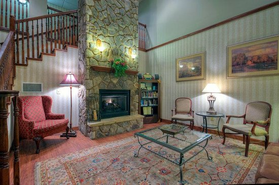Country Inn & Suites By Carlson, Boone: CountryInn&Suites Boone  Lobby