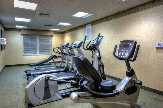 Country Inn & Suites By Carlson, Boone: CountryInn&Suites Boone  FitnessRoom