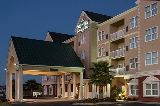 Country Inn & Suites By Carlson, Panama City Beach: CountryInn&Suites PanamaCityBeach  ExteriorNt