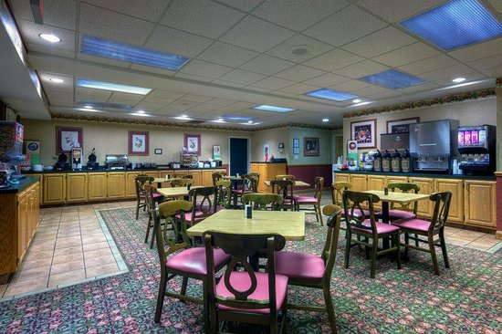 Country Inn & Suites By Carlson, Roanoke: CountryInn&Suites Roanoke BreakfastRoom
