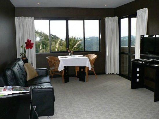 Hillside Hotel: Suite