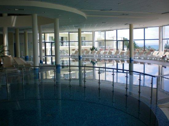 Park Hotel Golden Beach:                   Indoor Pool