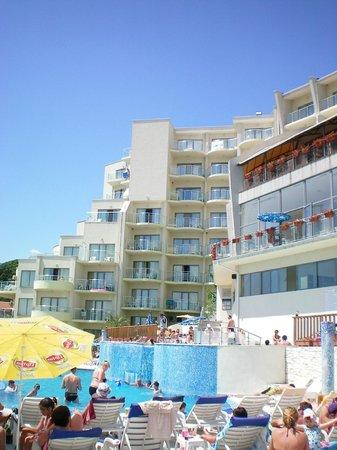 Park Hotel Golden Beach:                   Hotel