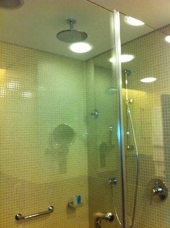 Oryx Rotana Doha:                   Shower