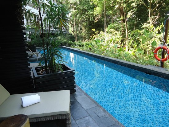 The Andaman, A Luxury Collection Resort: Room Access