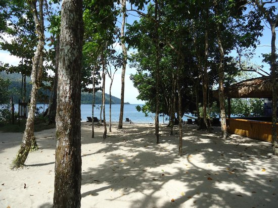 The Andaman, A Luxury Collection Resort: Private Beach