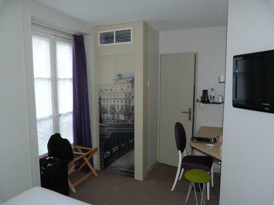 Mercure Paris Notre Dame Saint Germain des Pres: habitación