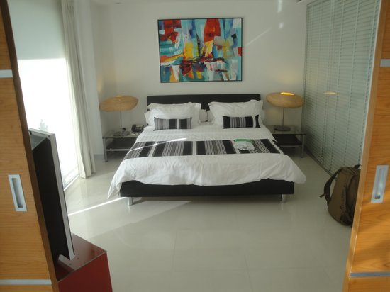 BYD Lofts Boutique Hotel & Serviced Apartments:                   Bedroom