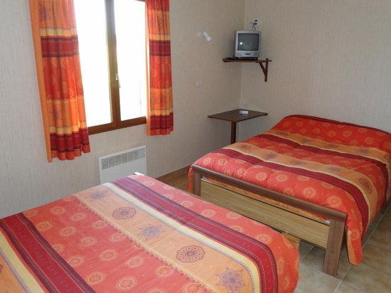 Hotel de Cormeray : chambre famille
