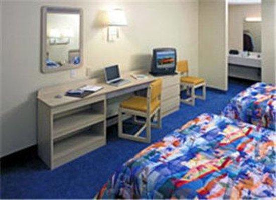 Motel 6 Gresham: Guest Room