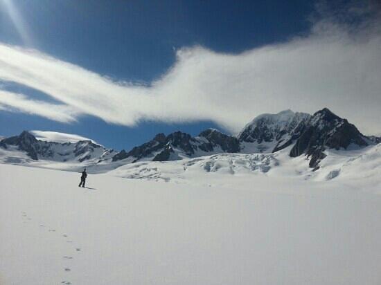 Glacier Helicopters: Fox Glacier