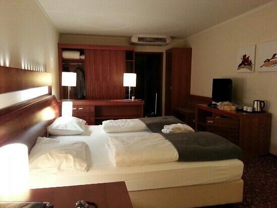 Austria Trend Hotel Europa Graz:                   gut...