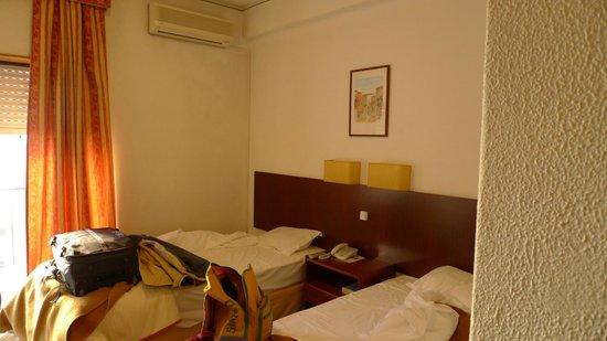 Covilha Parque Hotel:                   Quarto duplo