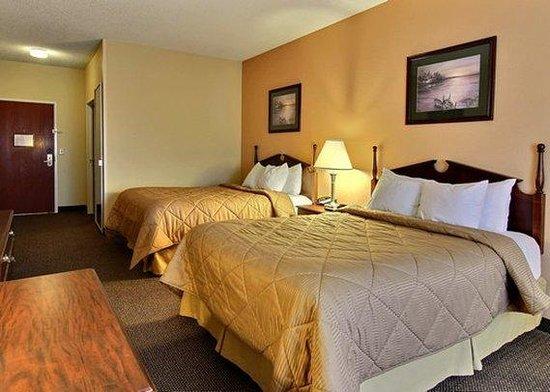 Quality Inn & Suites Niles : MISTDDOUBLE