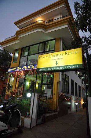 Goan Holiday Resort