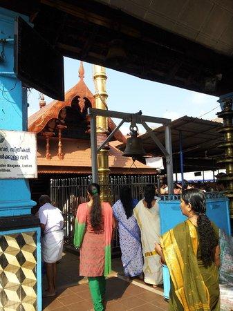 Ernakulam, India: Chottanikkara Temple