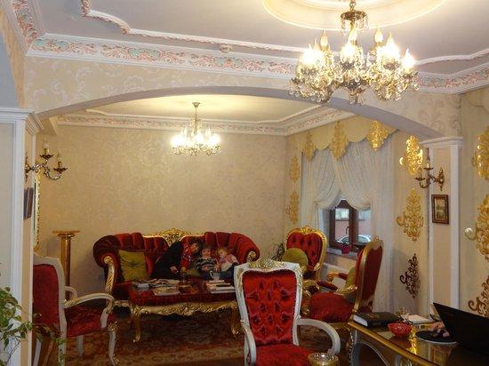 Muyan Suites:                   Lobby