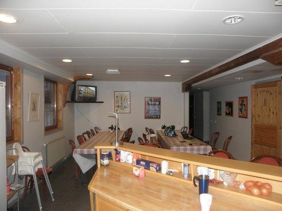 Vimmerby Vandrarhem: Dining room