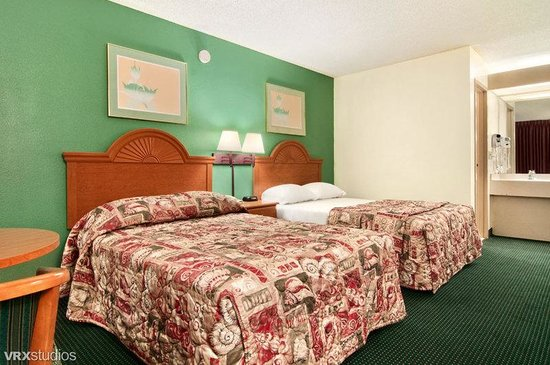 Red Roof Inn Fort Myers: Double