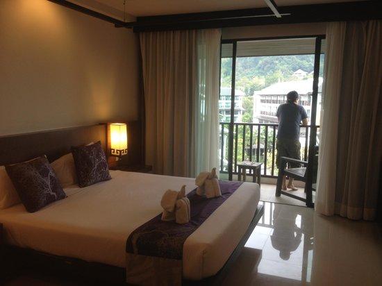Apasari Krabi:                   Deluxe Room -Top Floor