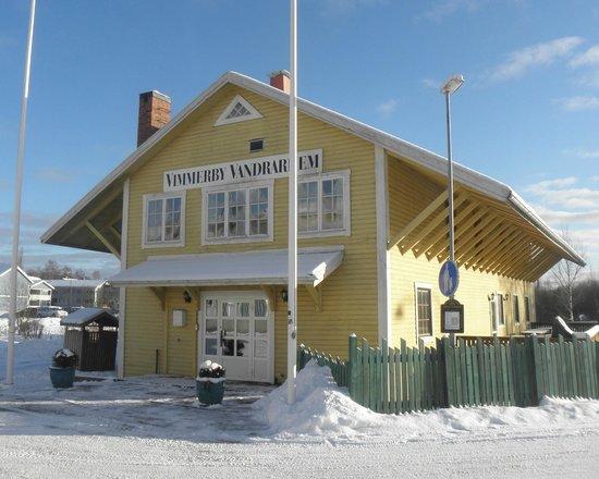 Vimmerby Vandrarhem: Main building