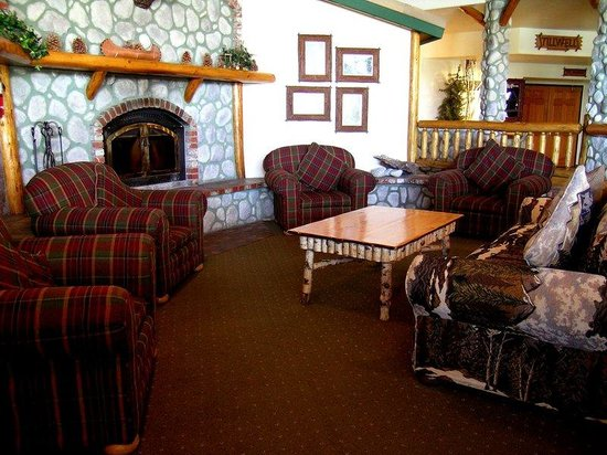 Northwoods Resort: Main Lobby