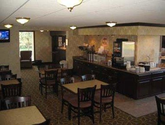 Super 8 Erie/I 90: Breakfast Area