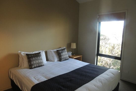 Cradle Mountain Wilderness Village: Bedroom