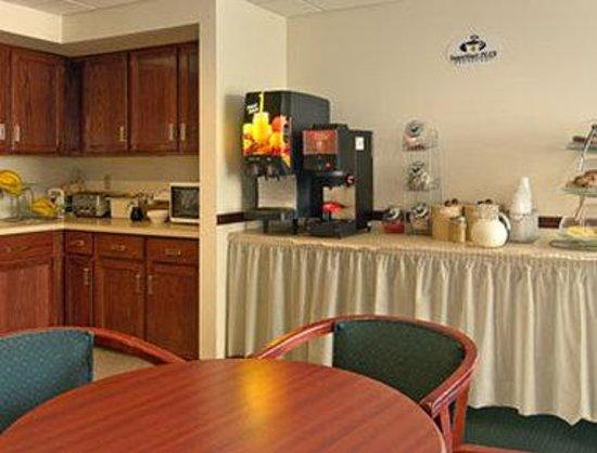 Super 8 Newark DE: Breakfast Area