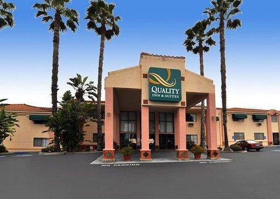 Quality Inn & Suites Walnut: Exterior