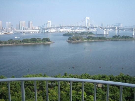 Hilton Tokyo Odaiba: レインボータワービュー