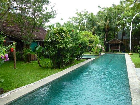 Villa Bona Bali: Piscina